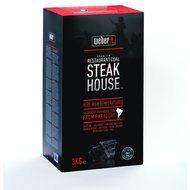 Weber Steak House Houtskool 3kg
