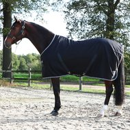 Rambo Stable Rug Light Black/Grey