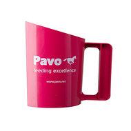 Pavo Futterschaufel Kunststoff