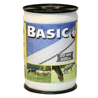 Ako Lint Basic Wit 20mm 200meter