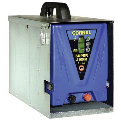 Corral Appareil à Batterie A100 M 1,0 Joule Bleu 1,0 Joule