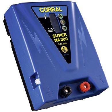 Corral Électrificateur NA200 Duo 1,8 Joule Bleu 1,8 Joule