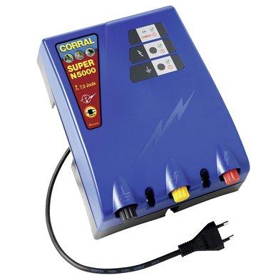 Corral Électrificateur N5000 4,8 Joule Bleu 4,8 Joule