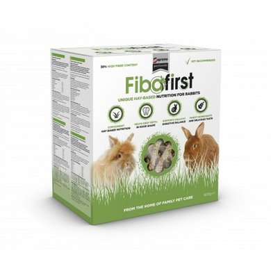 Supreme Rabbit Food Fibafirst 2kg