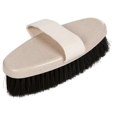 HKM Brosse de Toilettage Eco Friendly 17x7,6cm Nature