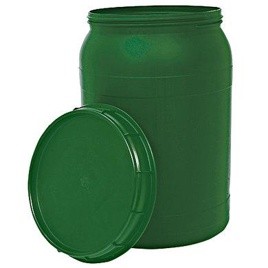 Voer/opslagton Groen 60 liter