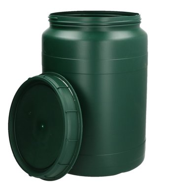 Agradi Feed/Storage Bin Green 60L