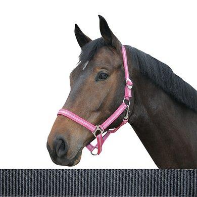 Harrys Horse Headcollar Economy Black
