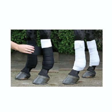 Harrys Horse Bandages Cool Master Black