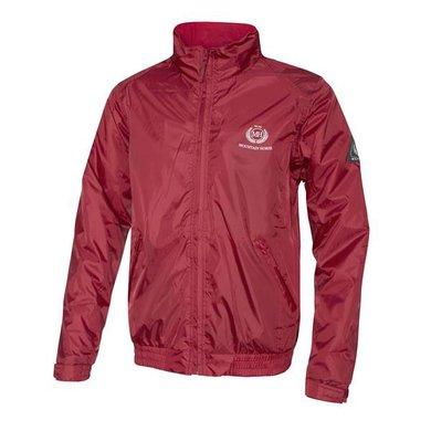 Mountain Horse Crew Lite Junior Royal Red