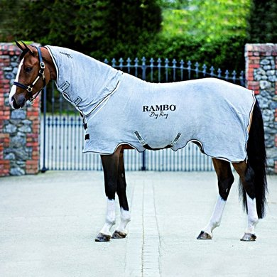 Rambo Dry Rug Grey