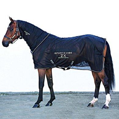Sportz-Vibe ZX Horse Rug Black