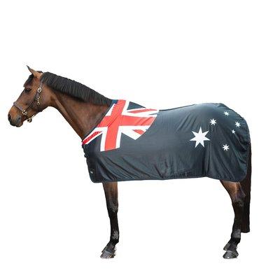 HKM Zweetdeken Flags Vlag Australie 145/195