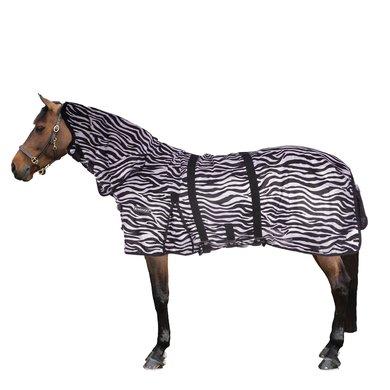 Loveson Zebra Fly Rug Print