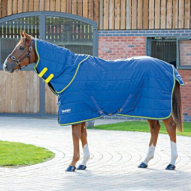 Tempest Original by Shires Stable Rug Set 100g Blue