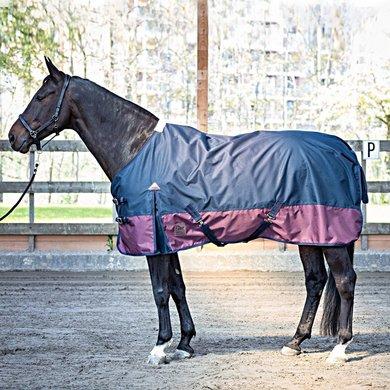 Harry's Horse Regendeken Thor 0g Fleece Blueberry