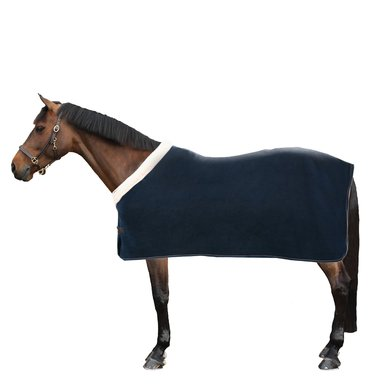 Kentucky Fleece Show Deken Heavy Navy