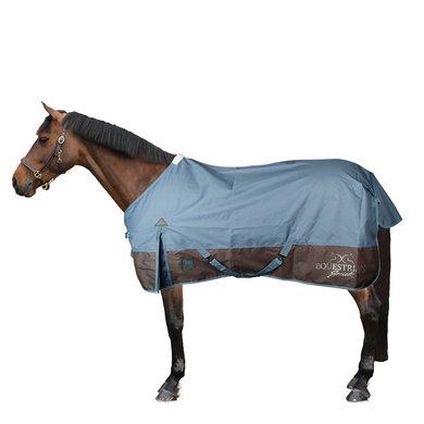 Harrys Horse Couverture Imperméable Thor Nylon 0g Aegean-Blue 175cm