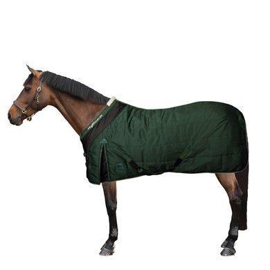 Harrys Horse Couverture d'Écurie Highliner 200g Vert foncé 115/155