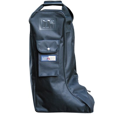 Harrys Horse Boot Bag Black