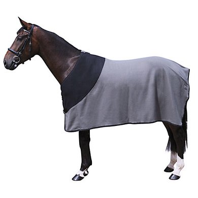 Pfiff Fleece Rug Black