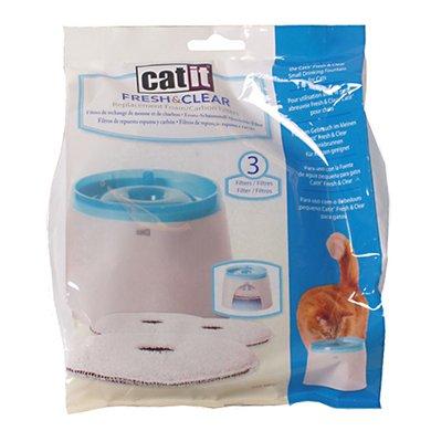Catit Vervangingsfilters Waterfontein 3st