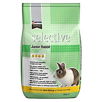 Supreme Science Selective Junior Rabbit 1,5kg