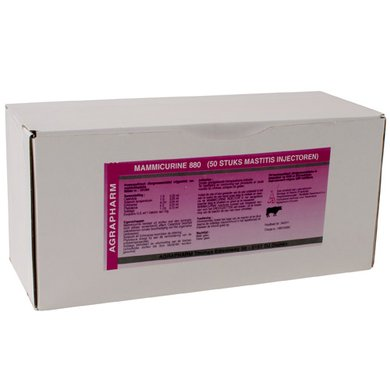Agrapharm Mammicurine 880 Injector