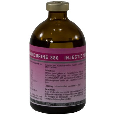 Agrapharm Mammicurine 880 Injection 100ml