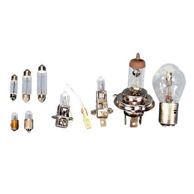 Lampje BA15S 12V-5W