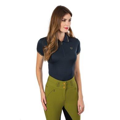 Aubrion Polo Shirt Parsons Tech Navy