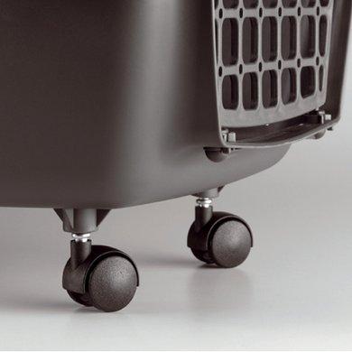 Kerbl Wielenset voor Transportbox Gulliver (4st)