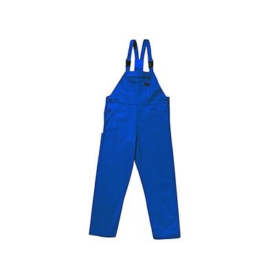 Tuinbroek blauw Blauw