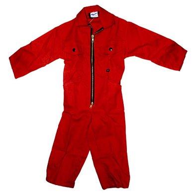Kinderrally Overall Rood
