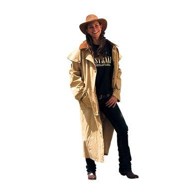 Duster Coat Tan - L
