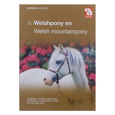 De Welshpony en Welsh Mountainpony