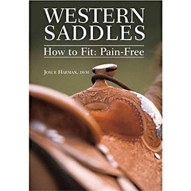 Western Saddles DVD