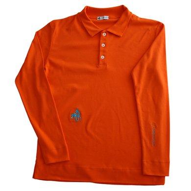 Imperial Riding Polo Langarm Orange M