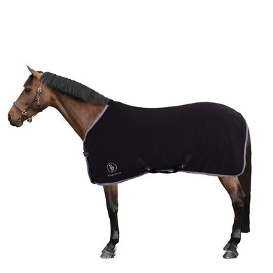 BR Sweat/Show Rug Event Fleece 380g Black