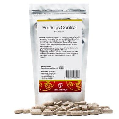 Sensipharm Feelings Control - Paard 180 tabl. a 1000 mg