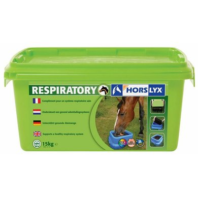 Horslyx Respiratory 15kg