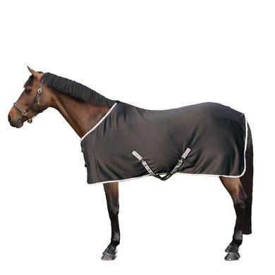 Harrys Horse Jersey Cooler Rug Black