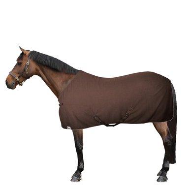 Harrys Horse Fleece Rug Colors Brown