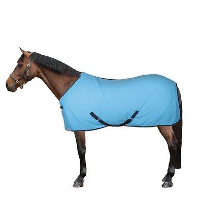 Harrys Horse Couverture Polaire Colors Turquoise
