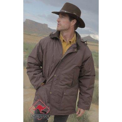 Scippis Fremantle Jacket bruin XL