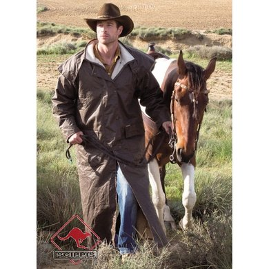 Scippis Mountain Riding Coat Bruin