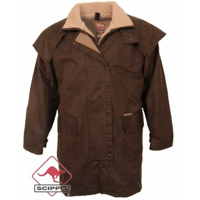 Scippis Mountain Riding Jacket bruin M