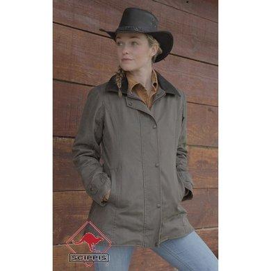 Scippis Malanda Jacket bruin XL