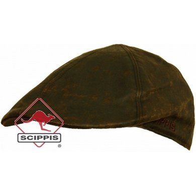 Scippis Flatcap Dublin bruin XL