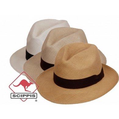 Scippis Panamahoed Quito wit L
